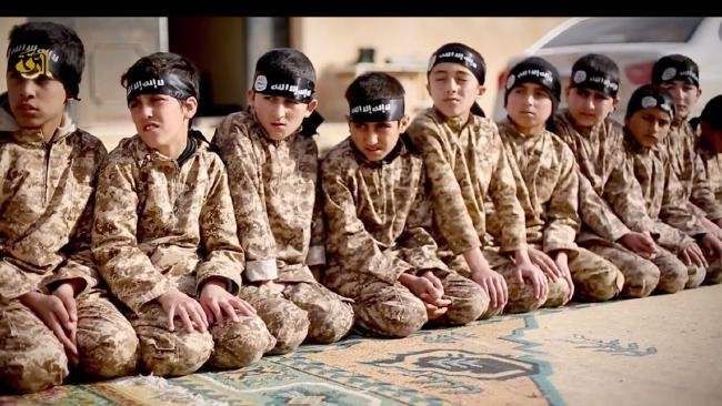 the issue of the use of child soldiers by the islamic state Islamic state publicizes use of child soldiers in baiji fight by caleb weiss | april 17th, 2015 | in the most recent issue of its online english-language magazine dabiq, the islamic state justified its use of child executioners on the basis of islamic history.