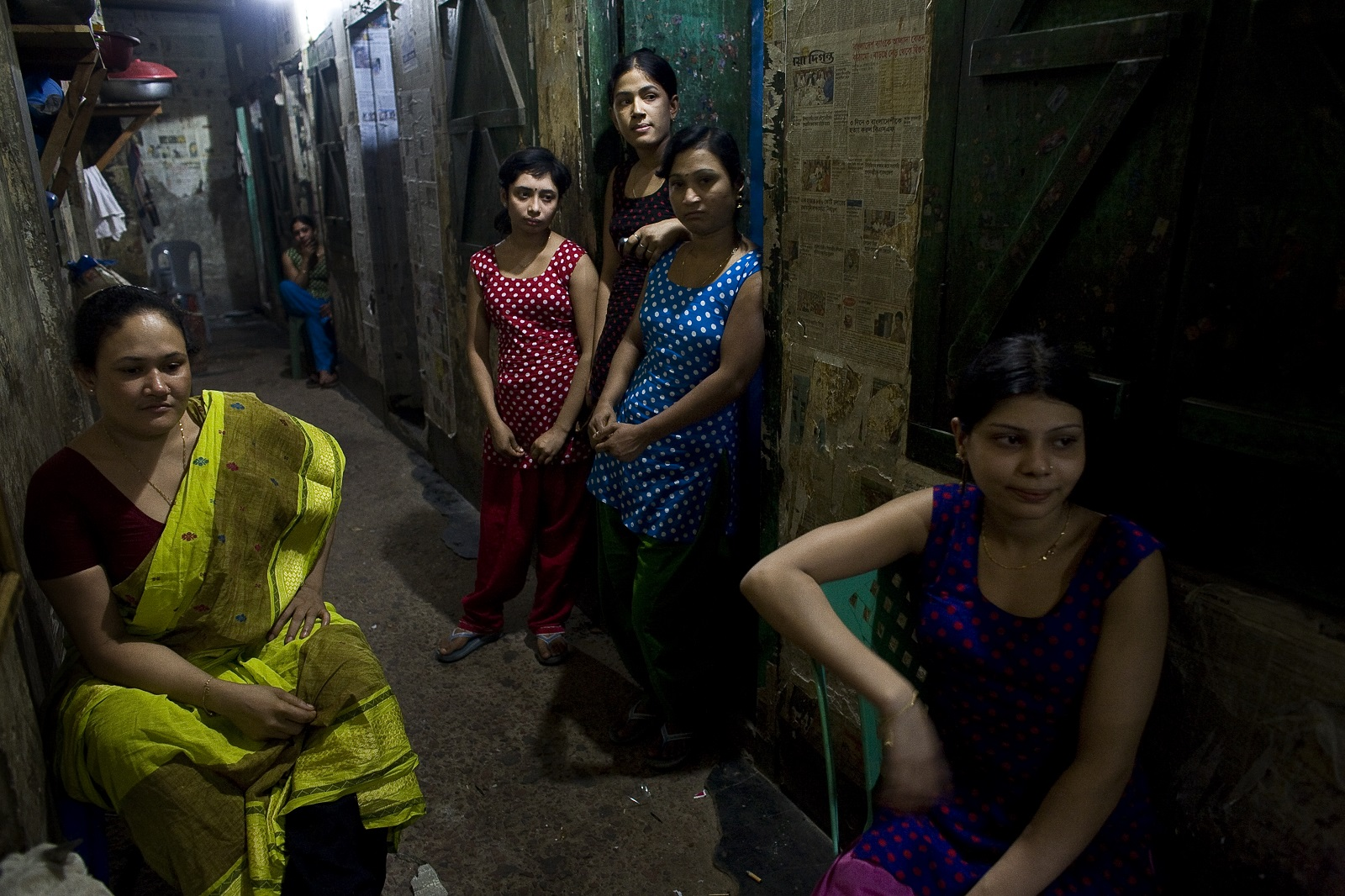 Sex Workers Of Faridpur End Slavery Now