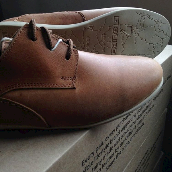 604c6c35692c ... we are seeing many new fair trade shoe companies pop up. One of our  favorites is Oliberte! They have a line for both men and women that are  beautiful ...
